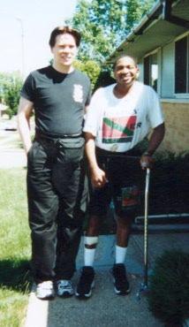 Tyrone Jackson & Sigung Clear