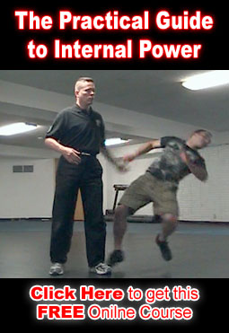 Get access to this 50 minute seminar on Combat Tai Chi when you join now.