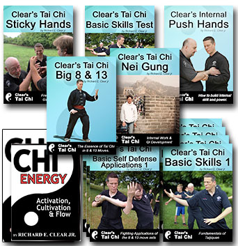 Learn the Essence of Tai Chi