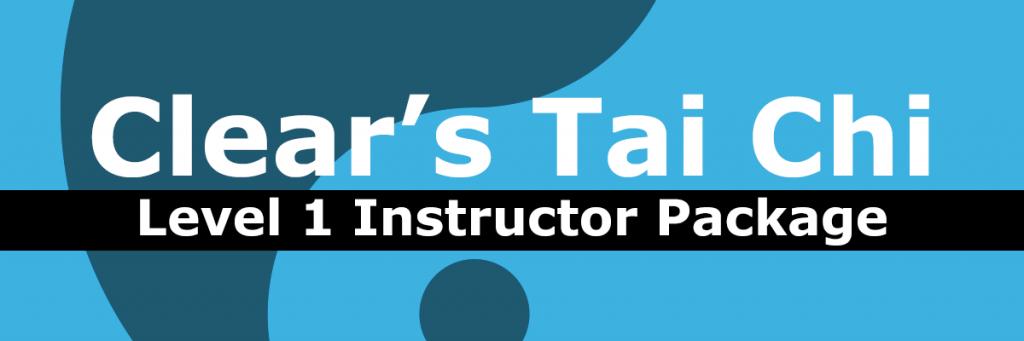 Tai Chi Basic Skills Instructor Certification