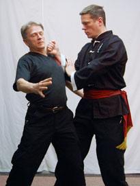 Tai Chi Fist