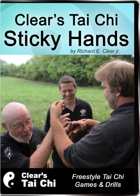 Coming soon - An in depth guide to the fundamentals of Tai Chi Sticky Hands