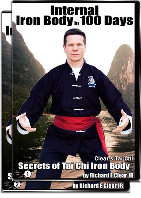 Tai Chi Iron Body DVD