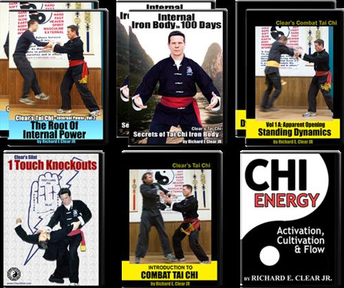 Combat Tai Chi - Clear's Tai Chi